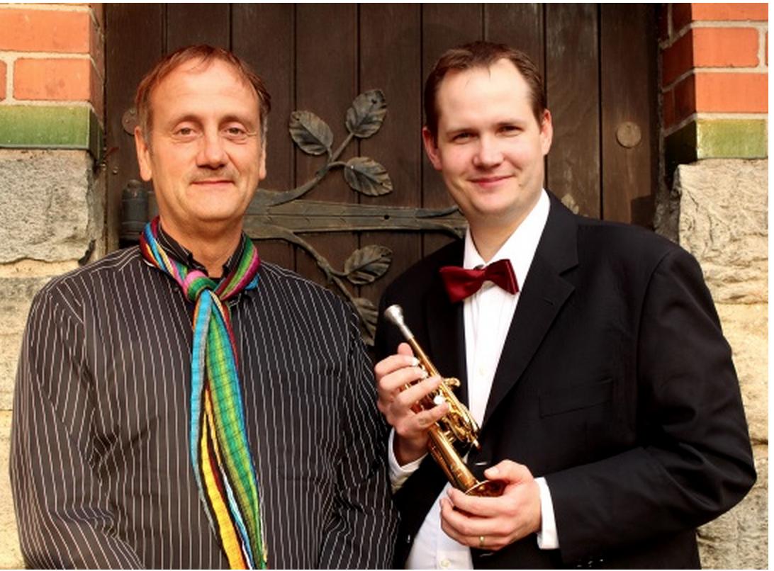 Hans-André Stamm (Organist) & Martin Schröder (Trompete)
