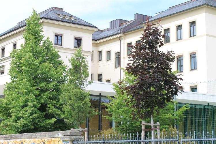 Das neue Alumnat der Thomaner in Leipzig