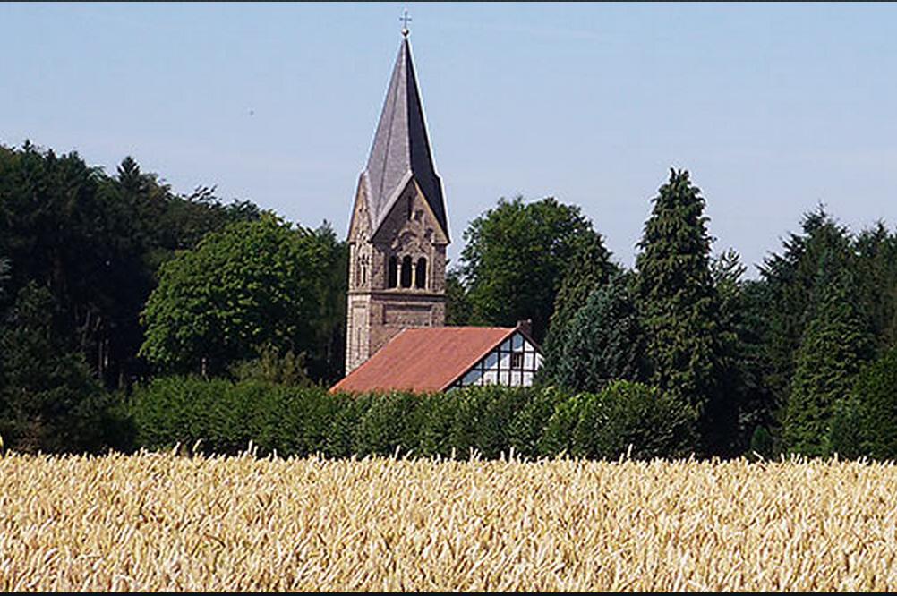 Evangelisch-lutherischen Kirchengemeinde Bergkirchen in Lippe