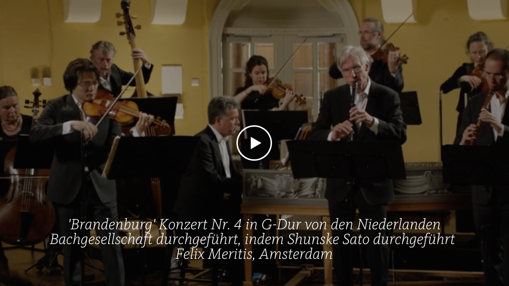 ALL OF BACH BWV 1049
