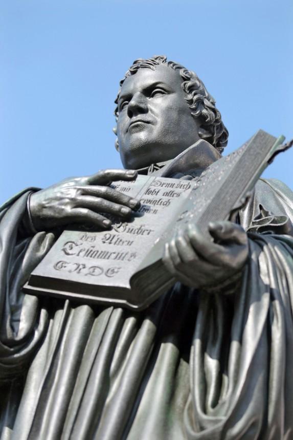 Martin Luther - Denkmal