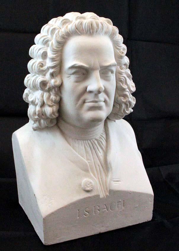 J. S. Bach-Bueste