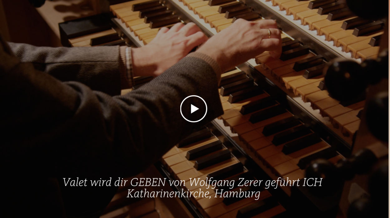 ALL OF BACH BWV 736