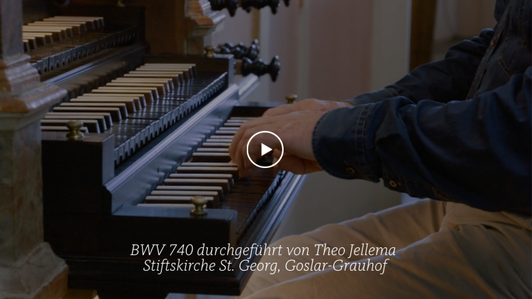 ALL OF BACH BWV 740