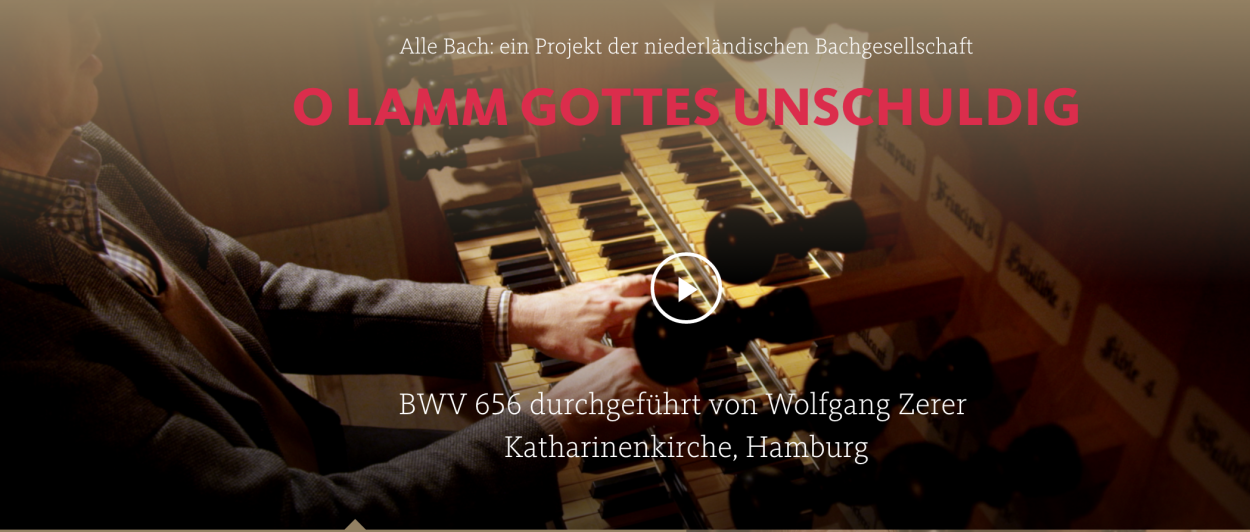 ALL OF BACH BWV 656