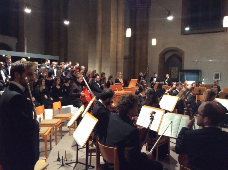 Chor der University of Minnesota und Chor der Hochschule für Musik Detmold