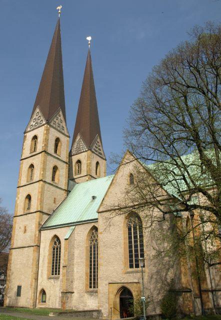 Neustädter Marienkirche Bielefeld.