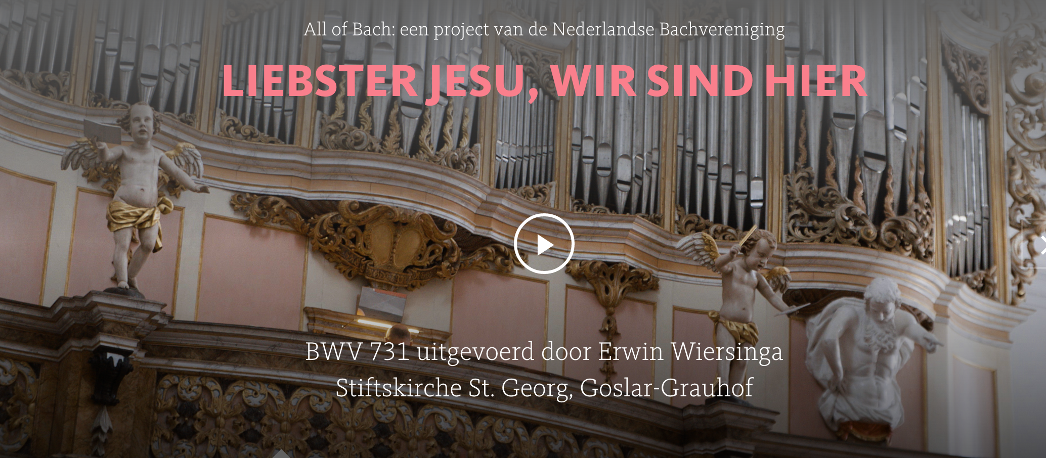 ALL OF BACH BWV 731