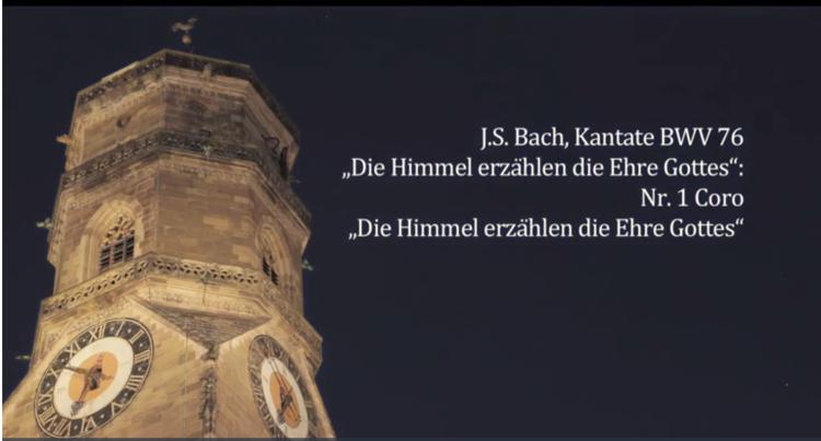 Cantata BWV 76