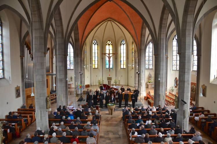 Thüringer Bachwochen im März bis April 2016 mit 18.000 Besuchern.