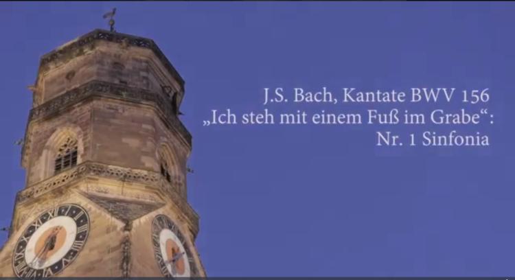 Bach vokal BWV 156