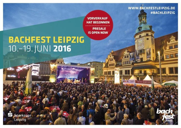 Bachfest Leipzig 2016
