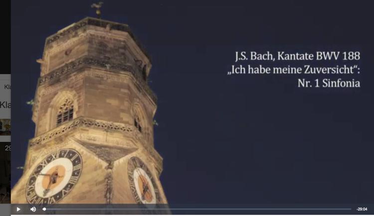 BWV 188 Kay Johannsen