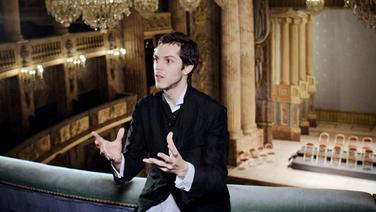 Countenor und Dirigent Raphaël Pichon (*1984) gründete 2005 das Ensemble Pygmalion.