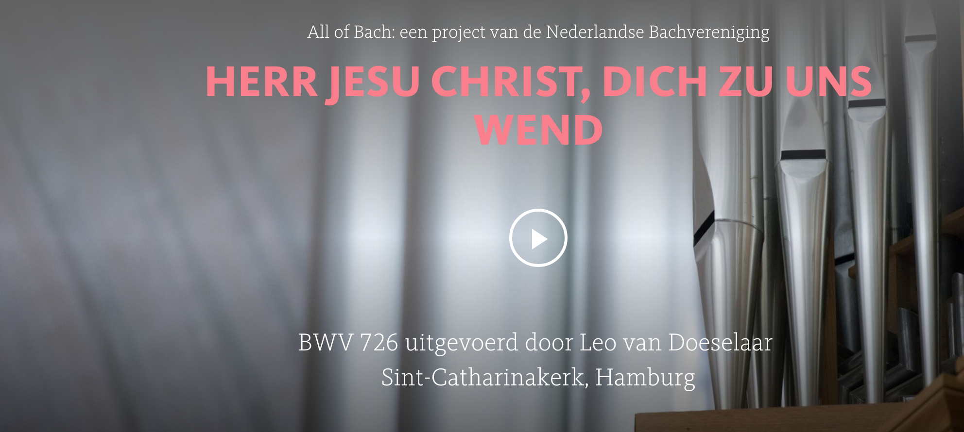 BWV 726