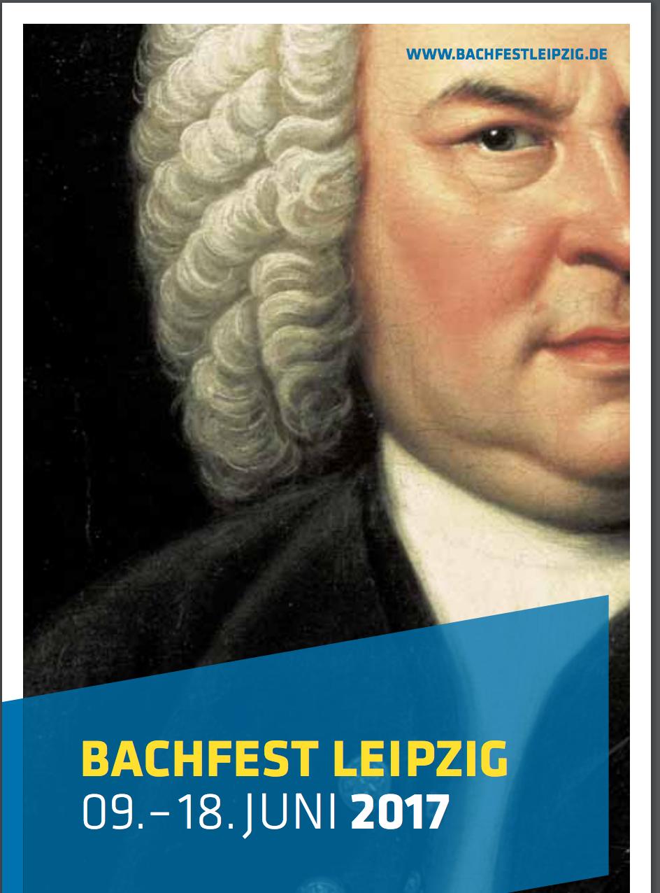 PDF Programm Bachfest Leipzig 2017
