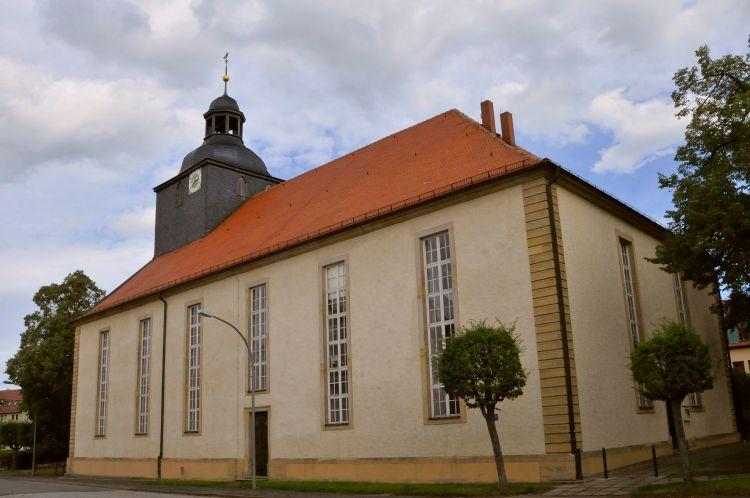 St. Trinitatiskirche in Ohrdruf (Thüringen)