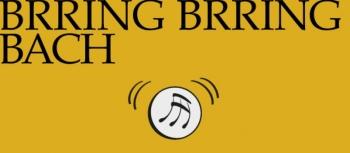 Klingeltöne von der J.S. Bachstiftung St. Gallen-Bach-Kantaten.