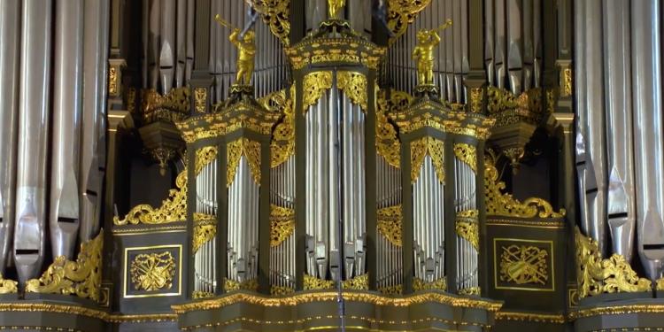 ALL OF BACH - Orgel der St. Martins-Kirche in Groningen (Holland)