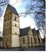 Hauptveranstaltungsort: St. Johanniskirche Halle (Westf.)