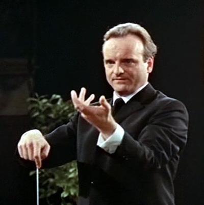 Karl-Richter (1926-1981) Bach-Interpret!
