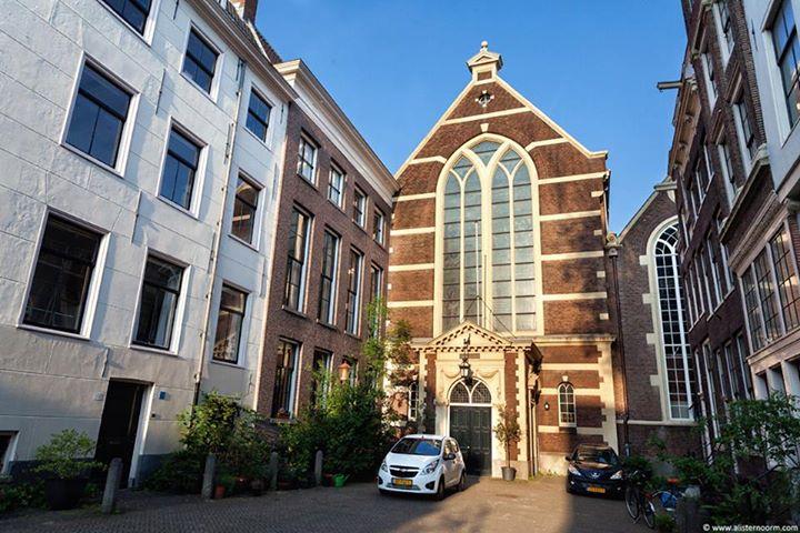Aufführungsort der Kantate BWV 75 - Waalse Kerk zu Amsterdam