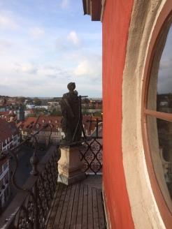 Foto-Impressionen 1. Reisetag von Wolfgang