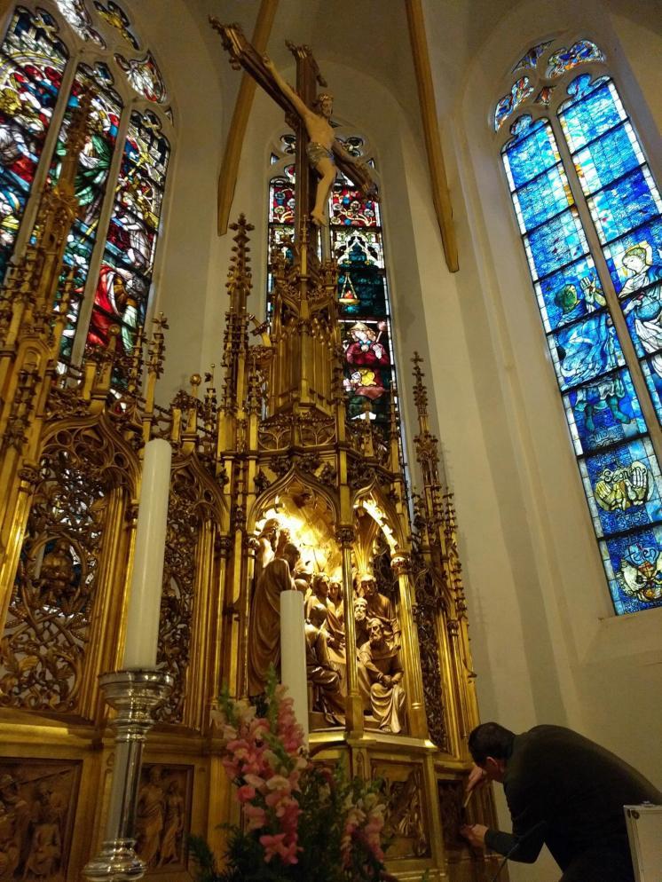 Altar Thomaskirche _3