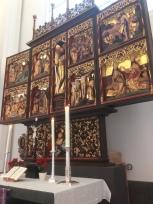 Pauliner-Altar in der Universitätskirche St. Pauli Leipzig